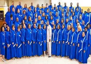 Jesus Promised by Chicago Mass Choir