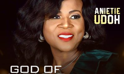 Anietie Udoh – God of Miracle