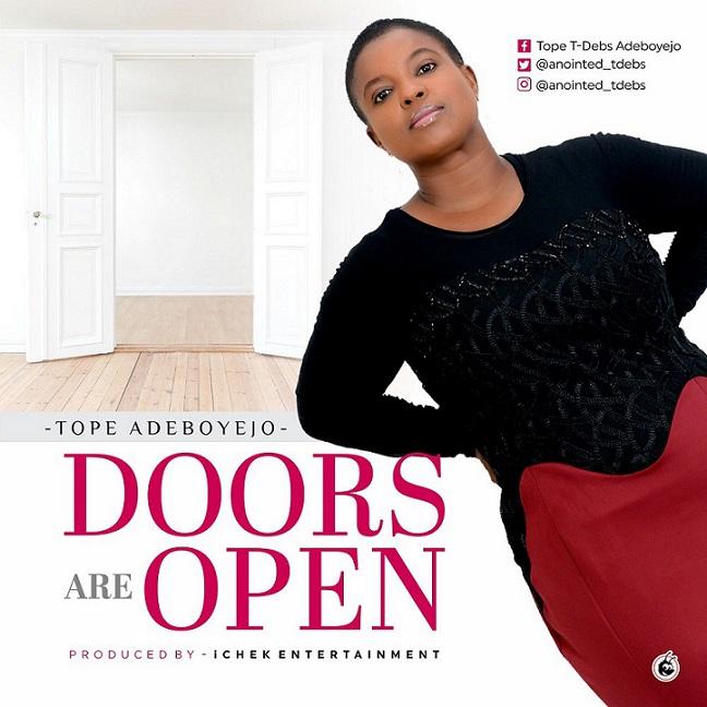 DOWNLOAD Music: Doors Are Open – T-Debs || Okaywaves