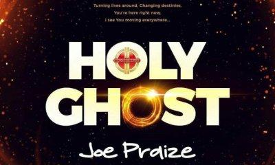 Holy Ghost by Joe Praize