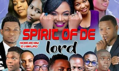 SPIRIT OF DE LORD
