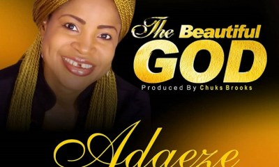 The Beautiful God by Adaeze