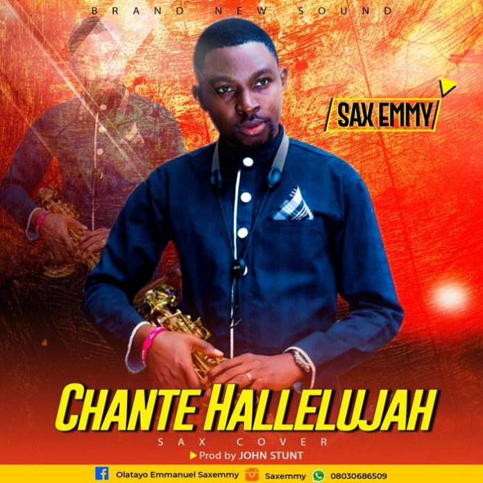 Download Chante Hallelujah (Sax Cover) – SaxEmmy
