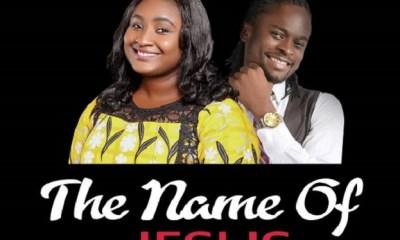 The Name Of Jesus – Gracie Adaji