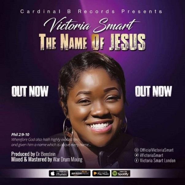 Download Victoria Smart – The Name Of Jesus @victoriasmartR