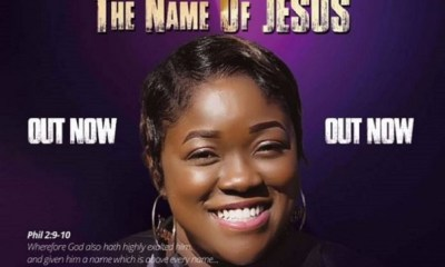 The Name Of Jesus By Victoria Smart
