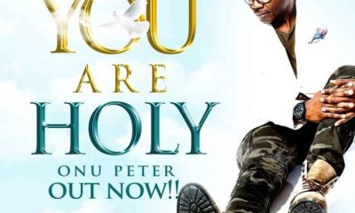 You Are Holy by Onu Peter