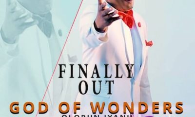 God Of Wonders by Faith Ajiboye