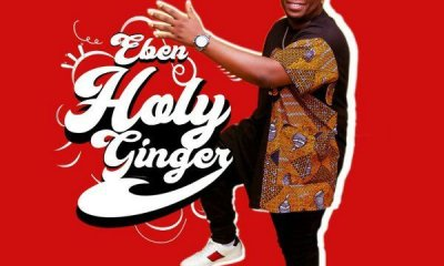 Holy Ginger By Eben