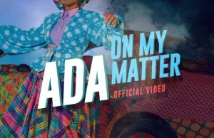 On My Matter By ADA