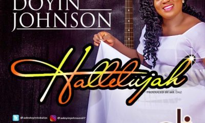 Hallelujah By Doyin Johnson