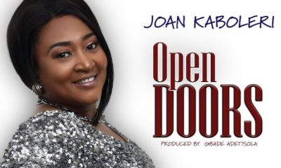 Open Doors By Joan Kaboleri