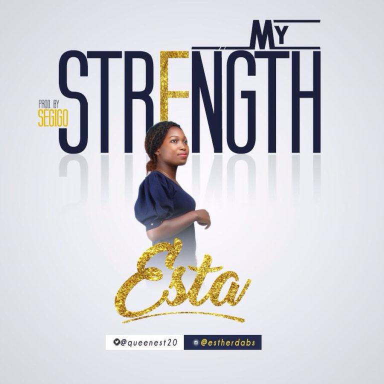 "New Single from Esta ""My Strength"" @queenest20"