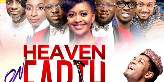 Heaven on Earth Gospel Songs MixTape – Free Download By P-MYK