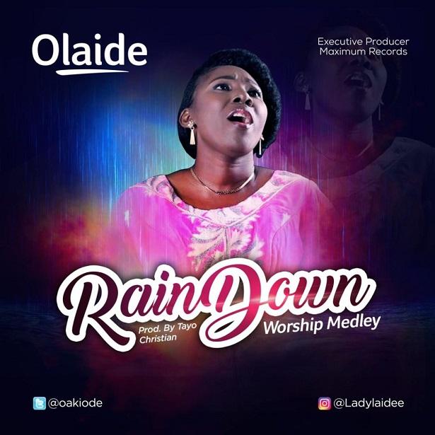 Rain Down By Olaide