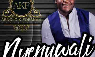 Arnold K Fofanah - Nyenuwali (Thank You)