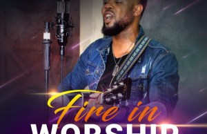 Fire In Worship By JOEY DICKSON