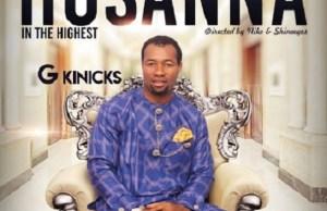 Hosanna By G Kinicks