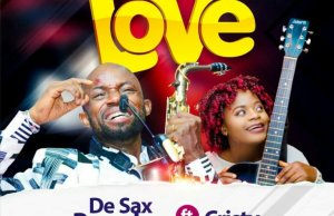 My Love By De Sax Preacher Ft. Cristy