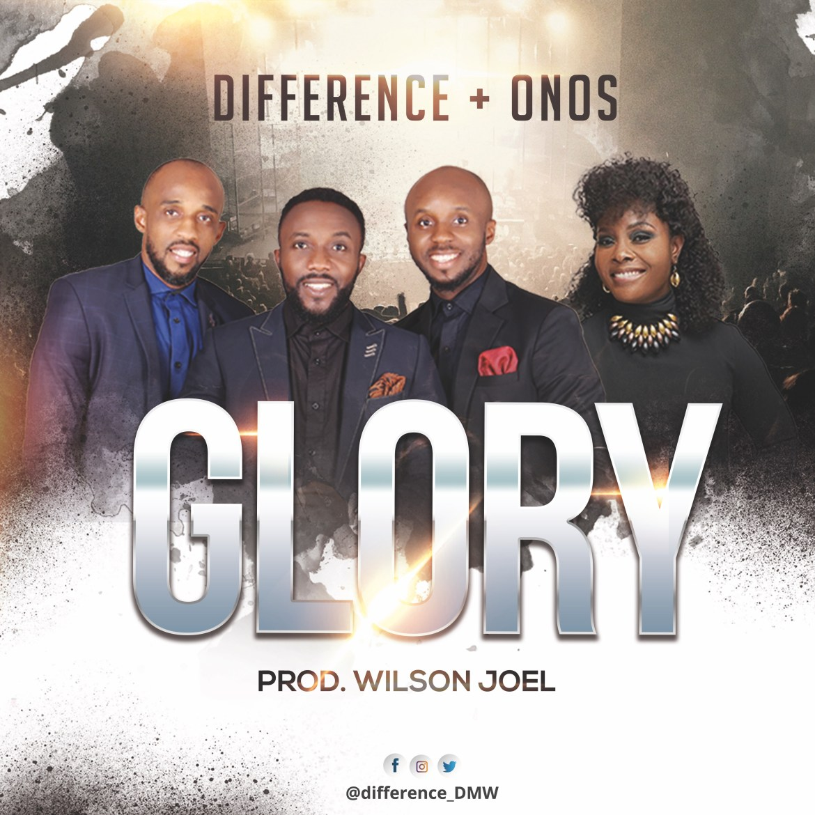 Glory – Difference Ft. Onos @Difference_DMW