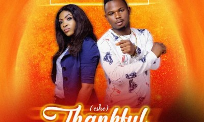 Thankful (Eshe) By Mveesongz Ft. Sylviaross