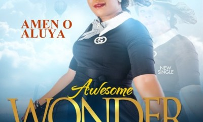 Amen O Aluya - Awesome Wonder
