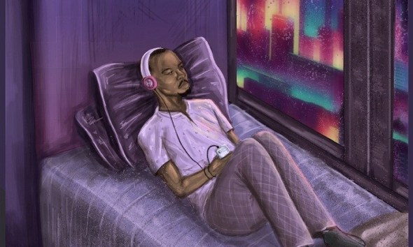 Femi Bakare - Sleeping Man