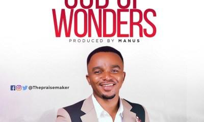 GOD OF WONDERS BY VICTOR PRAISE