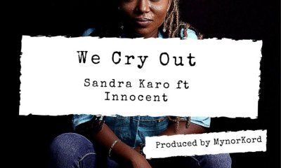 We Cry Out By Sandra Karo