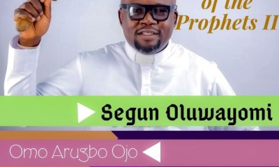 Segun Oluwayomi – Praise Of The Prophets 2