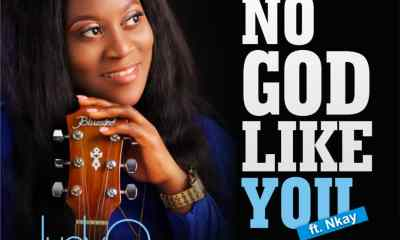 NO GOD LIKE YOU By UDY OSA