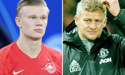 Erling Haaland: I will sign for Manchester united in January