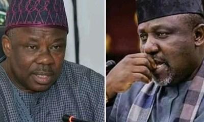 APC lifts suspension on Akeredolu, Okorocha, Amosun, others