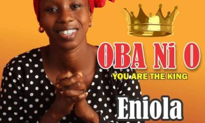 download Oba Ni O - Eniola