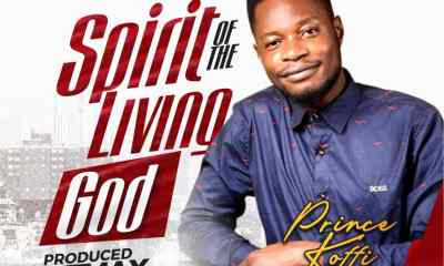 Music: Prince Koffi - Spirit Of The Living God @iamprincekoffi