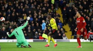 Watford ends Liverpool's invincible dream.