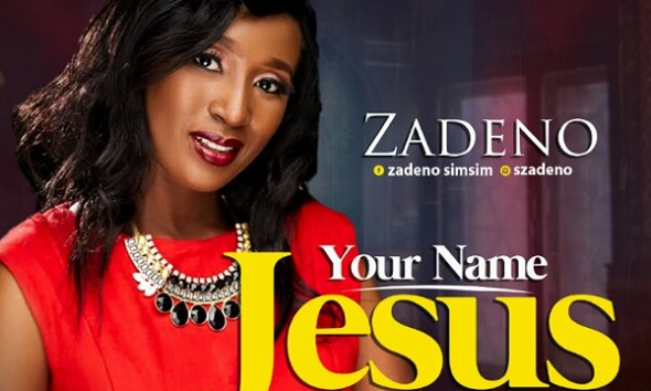Your Name Jesus - Zadeno Simsim