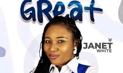 You Are Great By Janet White