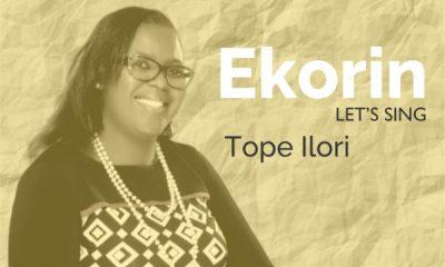 EKORIN (LET'S SING) BY TOPE ILORI