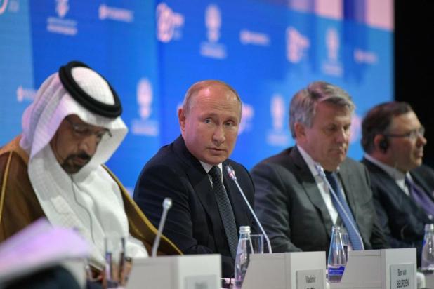 الفالح: سوق النفط تتلقى إمدادات جيدة والسعر الحالي «لا يستند إلى تدفقات العرض والطلب»