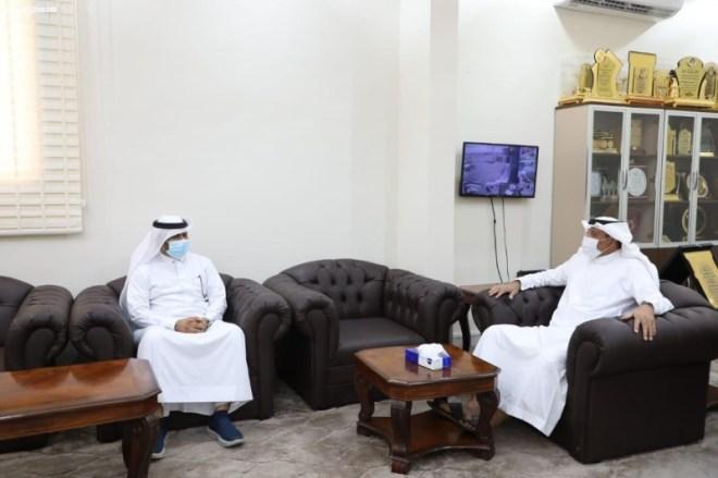 محافظ صامطة يبحث الخطط «التقنية» المستقبلية – أخبار السعودية