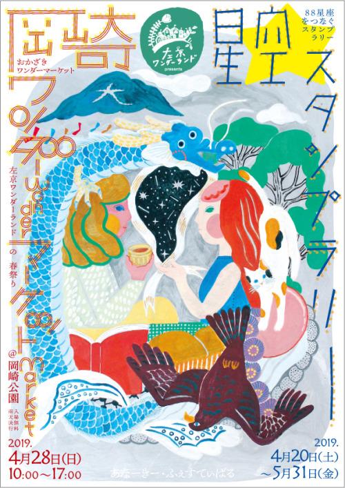 左京ワンダーランド presents 岡崎ワンダーマーケット2019