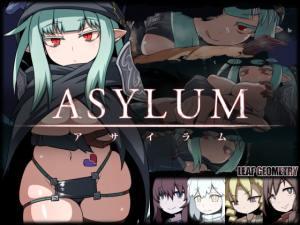[リーフジオメトリ] ASYLUM / アサイラム サンプル画像 01