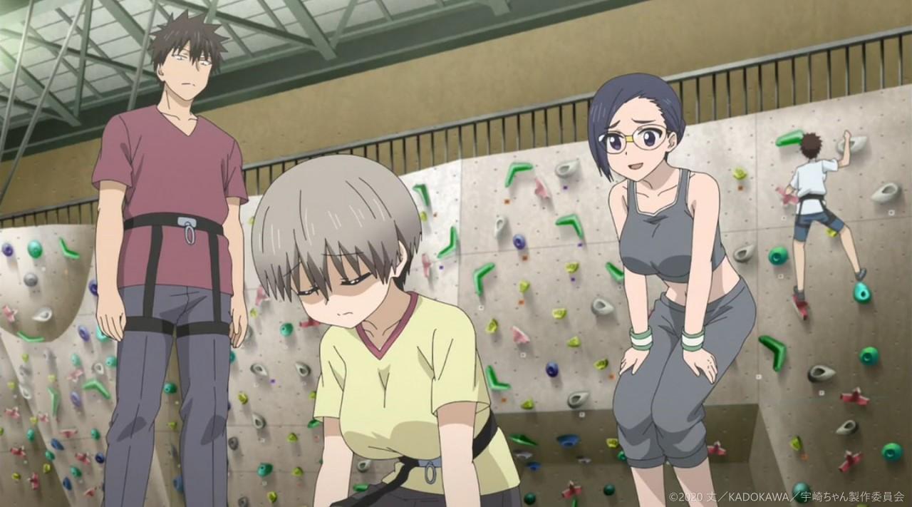 TVアニメ 宇崎ちゃんは遊びたい! 第11話「桜井も遊びたい?」キャプチャー画像 14