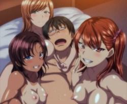 【OVAイジラレ~復讐催眠~#1】イジメっ子JKさん、認識改変催眠で「妊娠することが最高のいじめ」と思...