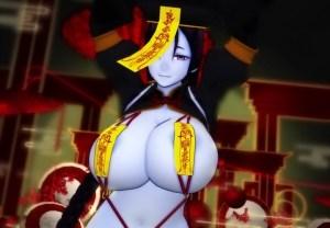 【FGO】キョンシー頼光さん、青肌人外娘が好きなオレに刺さる…。