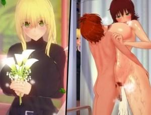【悲報】ティアーユ先生、御門涼子にリトさんを寝取られるwww(To LOVEる)