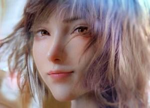 【ガチ朗報】3DCGで作られた女の子、マジで可愛い・・・しかもこれエロ同人なんだぜ・・・