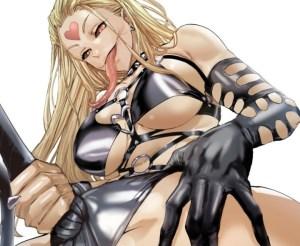 【ワンパンマン】クソエロい敵キャラ『怪人姫弩S』のエロ画像まとめ(One Punch Man)