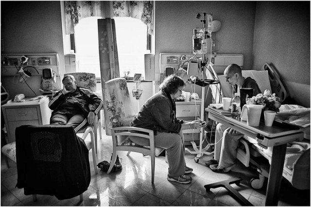 fotografo retrata a su esposa con cancer hasta que muere (12)